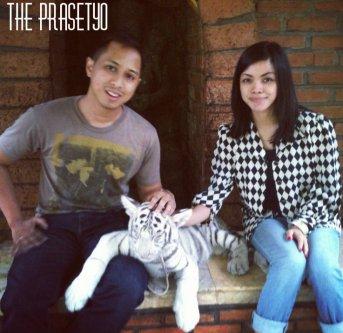 Walaupun ini bukan Harimau Sumatra,atau Harimau Jawa tapi kami pencinta alam semesta :)