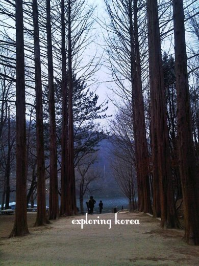 exploring korea