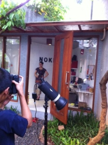 NOKI Photo shoot 1
