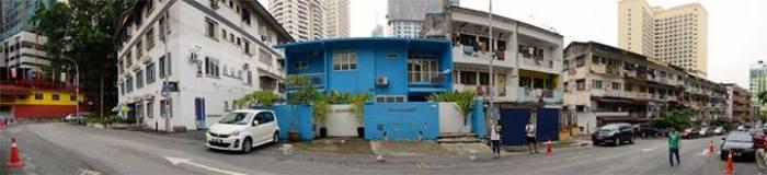 Sabahat Guest House. Jl. Sahabat, Kuala Lumpur