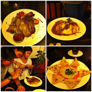 GAIA Resto, one of the best review on Trip Advisor Service and food were Excellent.