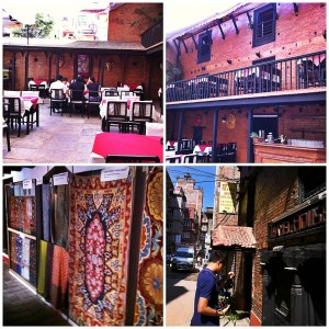 Thamel House Resto View - 2 minutes walk from Gaju Suite House