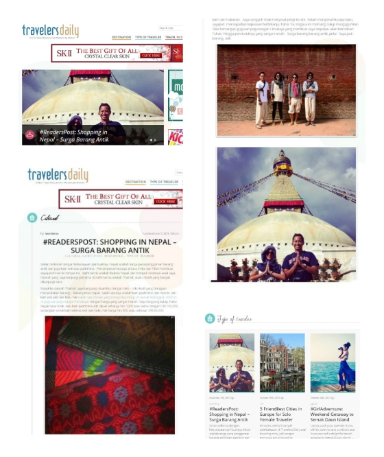 Travelersdaily Nepal 1 publish