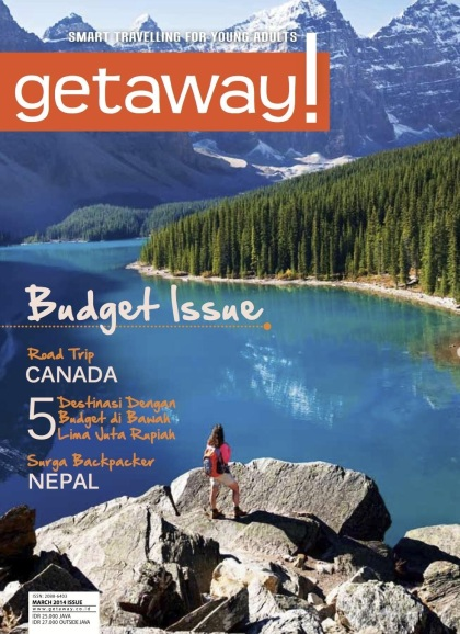 Getaway!March Issue