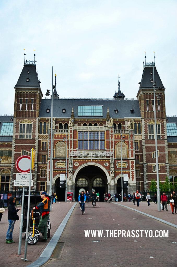Theprasstyo - Amsterdam