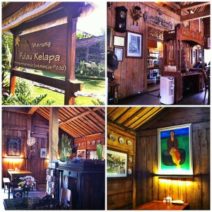 collage warung pulau kelapa