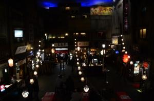 Inside Ramen Museum
